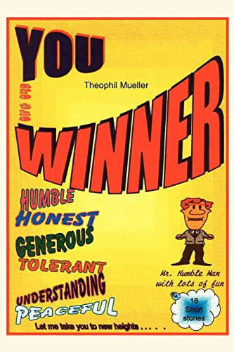 You are the Winner: Theo Mueller