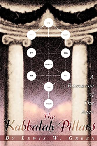 The Kabbalah Pillars A Romance of The Ages: Lewis Green