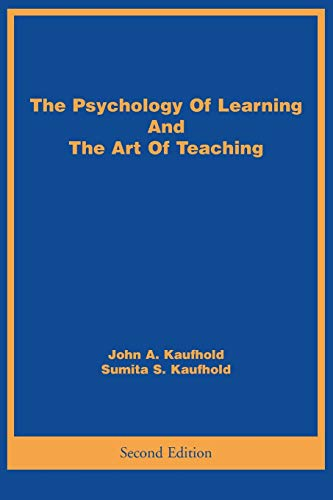 9780595242894 The Psychology Of Learning And Art Teaching