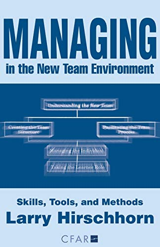 9780595243419: Managing in the New Team Environment: Skills, Tools, and Methods