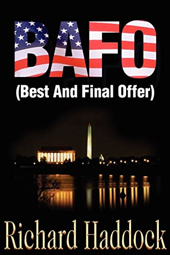 9780595252794: BAFO: (Best And Final Offer)