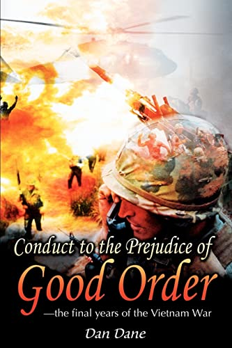 9780595258833: Conduct to the Prejudice of Good Order