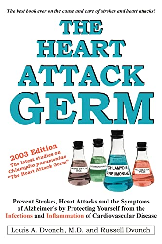 9780595262205: The Heart Attack Germ:  Prevent Strokes, Heart Attacks and the Symptoms of Alzheimer's by Protecting Yourself from the Infections and Inflammation of Cardiovascular Disease