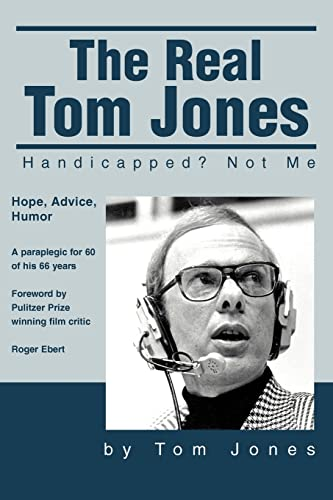 9780595271665: The Real Tom Jones: Handicapped? Not Me