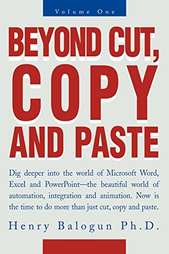 Beyond Cut, Copy and Paste: Dig deeper: Henry Balogun