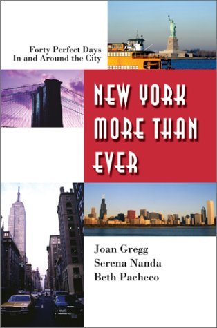 New York More Than Ever: Gregg, Joan, Pacheco,