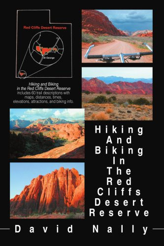 9780595276066: Hiking and Biking in the Red Cliffs Desert Reserve