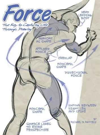 9780595287048: Force: The Key to Capturing Life Through Drawing