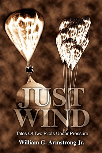 9780595287055: Just Wind: Tales Of Two Pilots Under Pressure