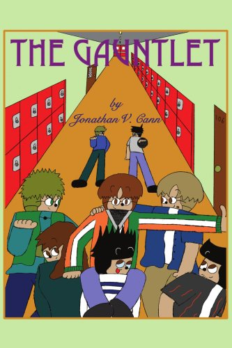 The Gauntlet: Cann, Jonathan