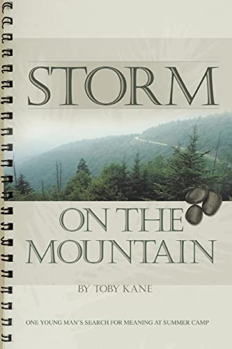 9780595290611: Storm on the Mountain: One Young Man's Search for Meaning at Summer Camp