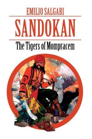 9780595291335: Sandokan: The Tigers of Mompracem