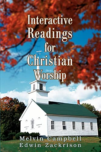 9780595292271: Interactive Readings for Christian Worship