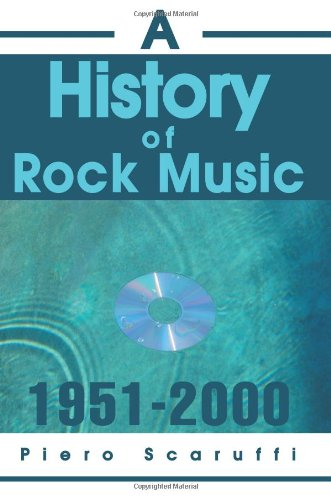 9780595295654: A History of Rock Music: 1951?2000
