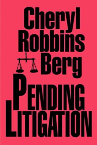 9780595296316: Pending Litigation