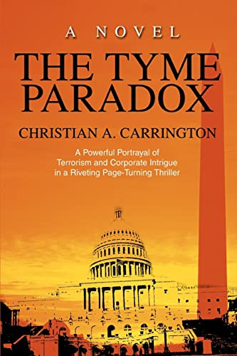 9780595299614: The Tyme Paradox: A Novel