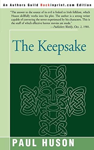 9780595300754: The Keepsake