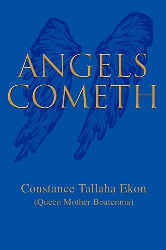 ANGELS COMETH: Constance Ekon