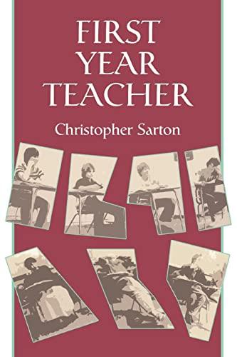 9780595312672: First Year Teacher