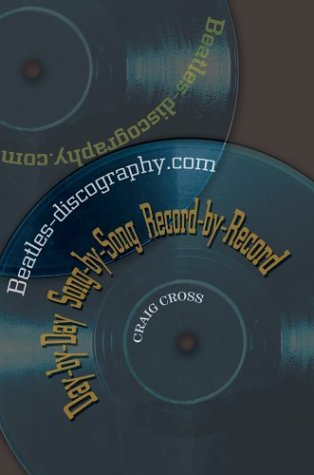 Beatles-Discography.com: Day-By-Day Song-By-Song Record-By-Record: Cross, Craig