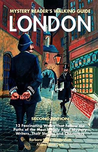 9780595315130: MYSTERY READER'S WALKING GUIDE: LONDON: SECOND EDITION
