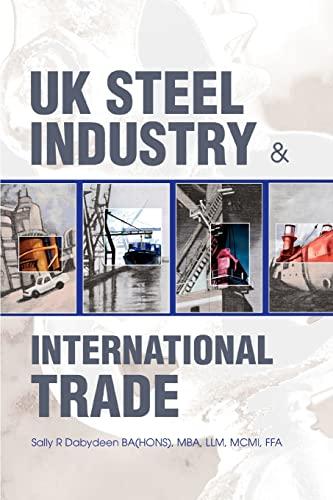 UK Steel Industry International Trade: Sally Dabydeen