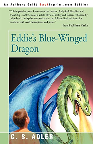 9780595329472: Eddie's Blue-Winged Dragon