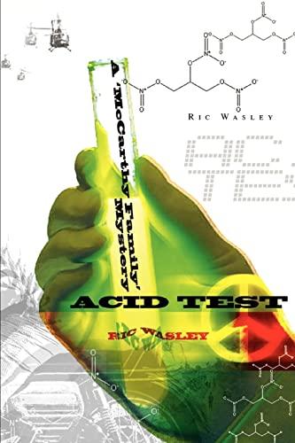 9780595329823: Acid Test: A 'McCarthy Family' Mystery