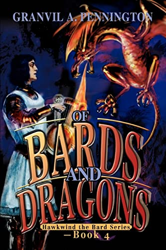 9780595332540: Of Bards And Dragons