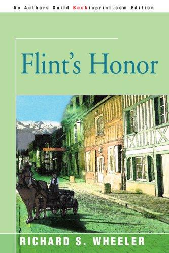 9780595343973: Flint's Honor