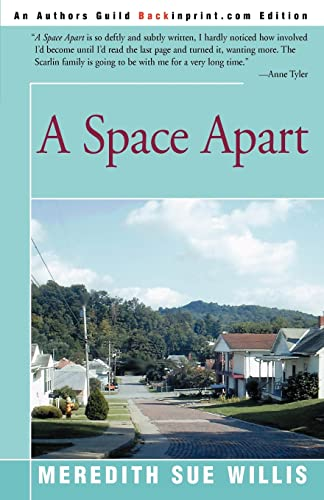 A Space Apart: Willis, Meredith