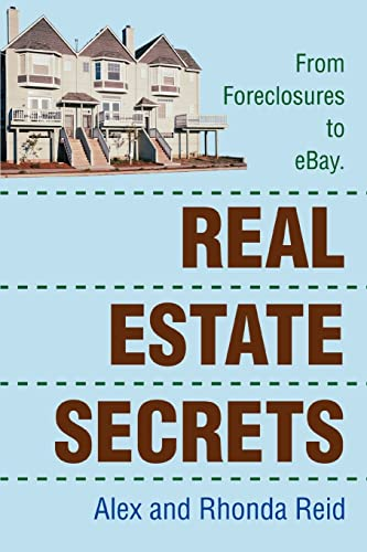 9780595344963: Real Estate Secrets: From Foreclosures to Ebay.