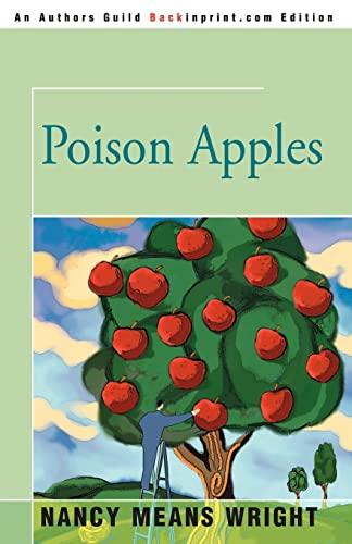 9780595348398: Poison Apples