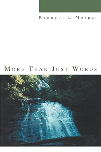 9780595348510: More Than Just Words