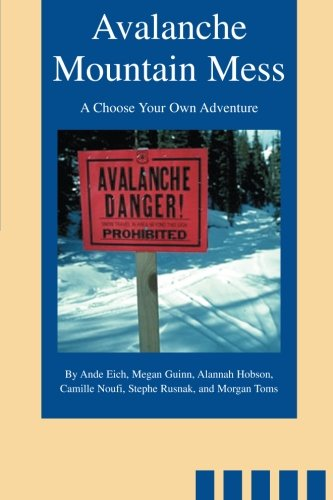 9780595357789: Avalanche Mountain Mess: A Choose Your Own Adventure