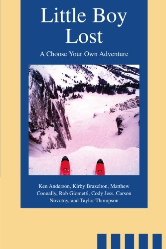9780595357802: Little Boy Lost: A Choose Your Own Adventure