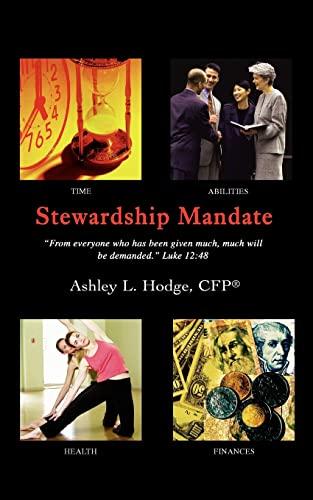 Stewardship Mandate: Hodge, Ashley