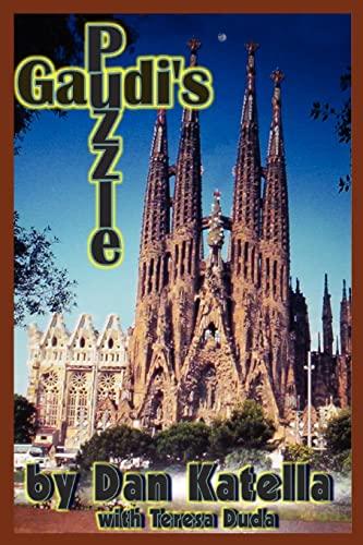9780595361854: Gaudi's Puzzle