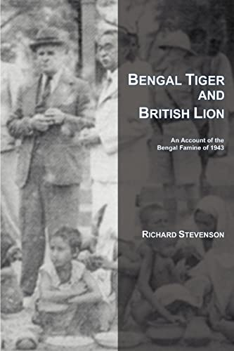 Bengal Tiger and British Lion: An Account: Richard Stevenson