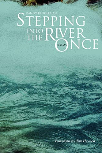 9780595362462: Stepping Into the River Once: Poems