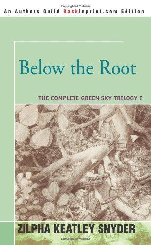 Below the Root: Snyder, Zilpha