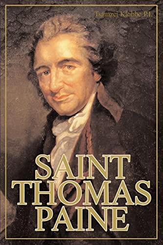 Saint Thomas Paine: Tsamzei Klobbe P. I.