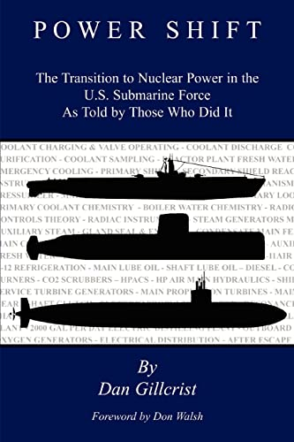 9780595385744: Power Shift: The Transition to Nuclear Power in the U.S. Submarine Force As Told by Those Who Did It