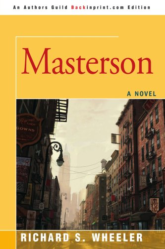Masterson (0595390226) by Wheeler, Richard