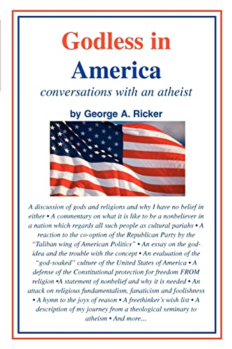 9780595391011: Godless in America: conversations with an atheist