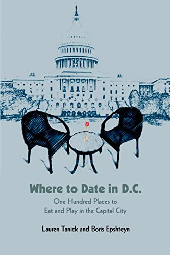 Where to Date in D.C.: One Hundred: Lauren Tanick, Boris