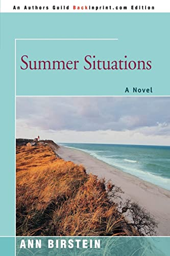 9780595398508: Summer Situations