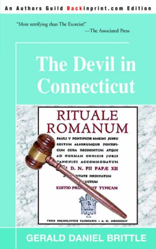 9780595401314: The Devil in Connecticut
