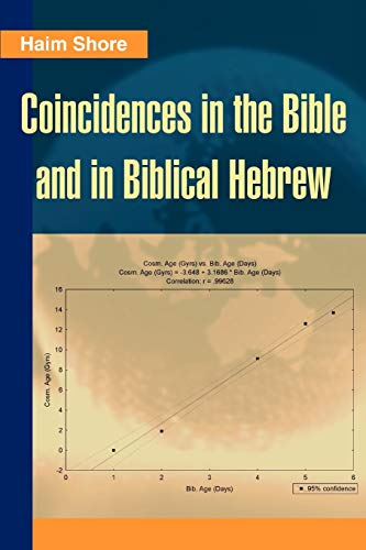9780595407798: Coincidences in the Bible and in Biblical Hebrew