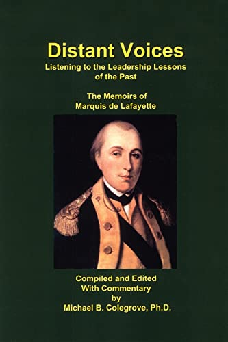 9780595409785: Distant Voices: Listening to the Leadership Lessons of the Past